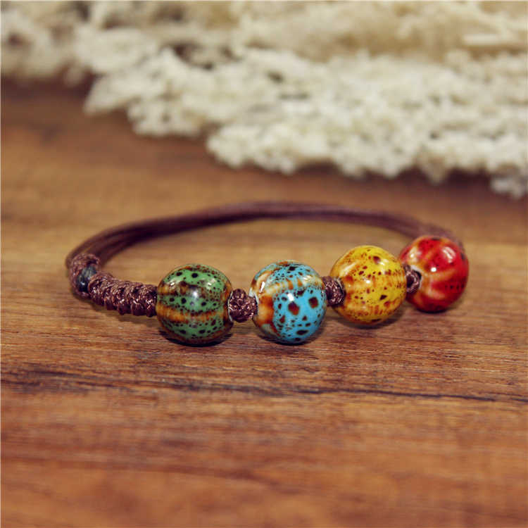 Miredo jewelry wholesale new fashion bracelets & bangles ceramic bracelet for wowomen men charm accessory #1297