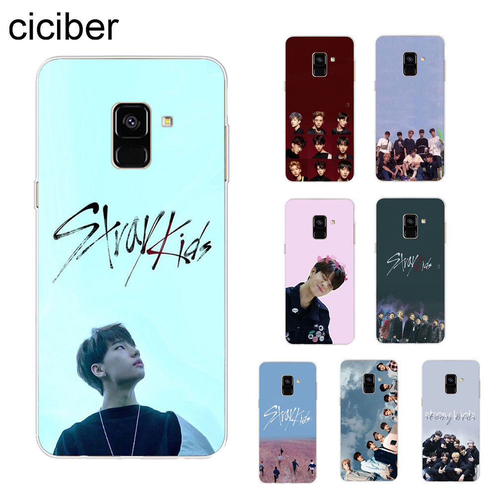 HAMEINUO Stray Kids K Pop cell phone case cover for Samsung Galaxy