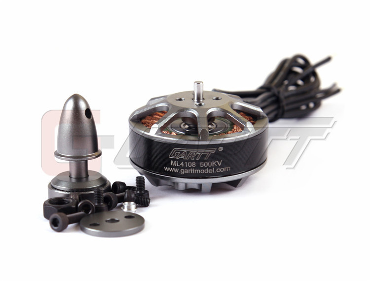 все цены на GARTT Brushless ML 4108 500KV Motor For Multi-rotor Quadcopter Hexacopter RC Drone