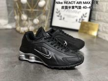 dab11d0b6 New Arrival Original Nike SHOX R4 REACTAlR MAX Men's Breathable Running  Shoes Outdoor Sport Shoes 40