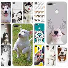 164AQ bull terrier Soft Silicone Tpu Cover phone Case for huawei Honor 9  Lite 10 p 507f42c40682