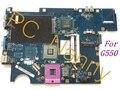Original latop kiwa7 la-5082p para lenovo g550 motherboard mainboard ddr3 gl40 integró probado