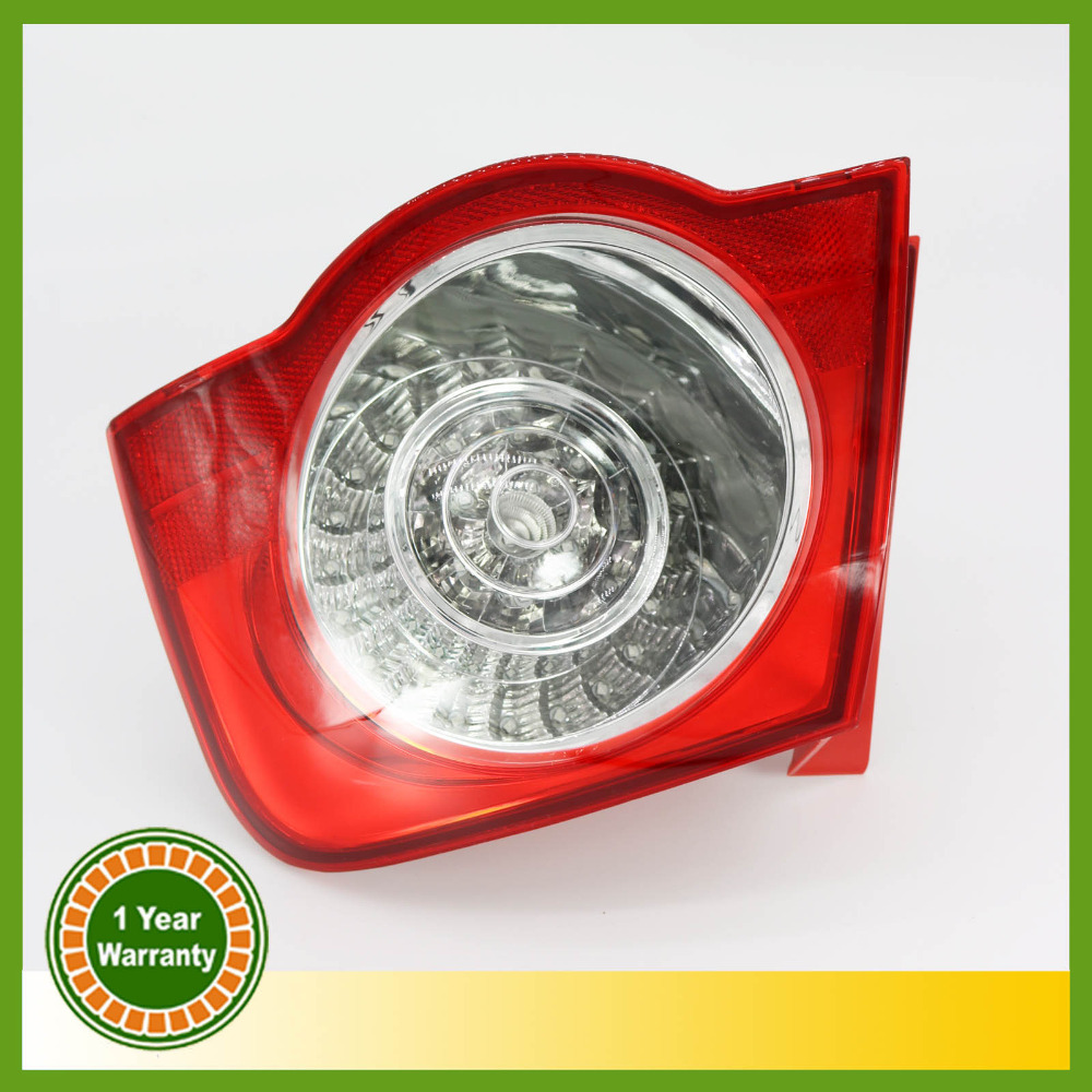 For VW Passat B6 Seden 2006 2007 2008 2009 2010 2011 LED Rear Tail Light Lamp Right Side Outer Left-hand Trafic Only free shipping for skoda octavia sedan a5 2005 2006 2007 2008 right side rear lamp tail light