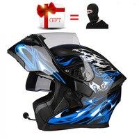 Motorcycle Helmet Bluetooth Headsets DOT for Casque Moto Ls2 Ff352 Scooter Helmet Vespa Ls2 Vintage Helmet Cascos Para &Q100