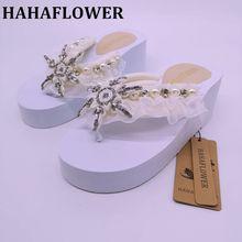 HAHAFLOWER  Wedding Slippers