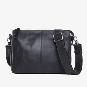 Image 2 - AETOO sac à main en cuir pour hommes, sacoche simple à épaule fashion, sacoche multifonctionnelle