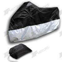 Gran oferta de cubierta impermeable para motocicleta Kawasaki ZZR ZRX400 1100 ZRX1200R ZX7R ZX9R ER-5 ER-6N/F 220*95*110