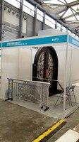 Shanghai Wrought Iron Door Exhibition V1
