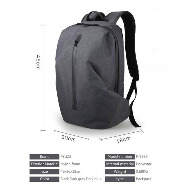 Online Shop Fyuze New 15 6 Inch 17 Laptop Backpack For Men Computer