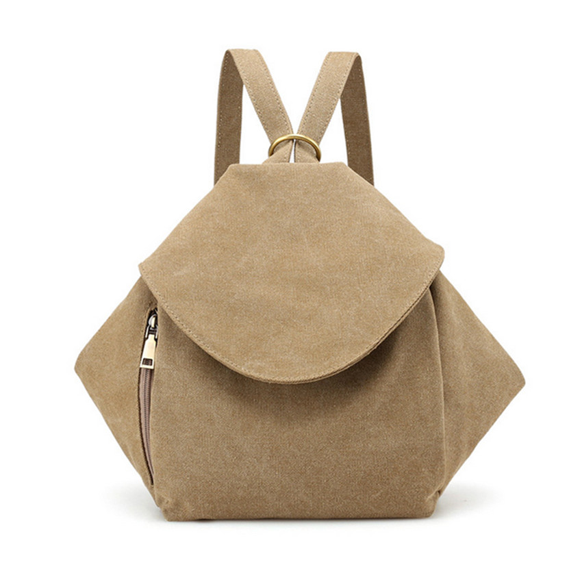 Cheap Travel With Headphone Holes And Shoulder Bag Women Cool Korean Style Backpack