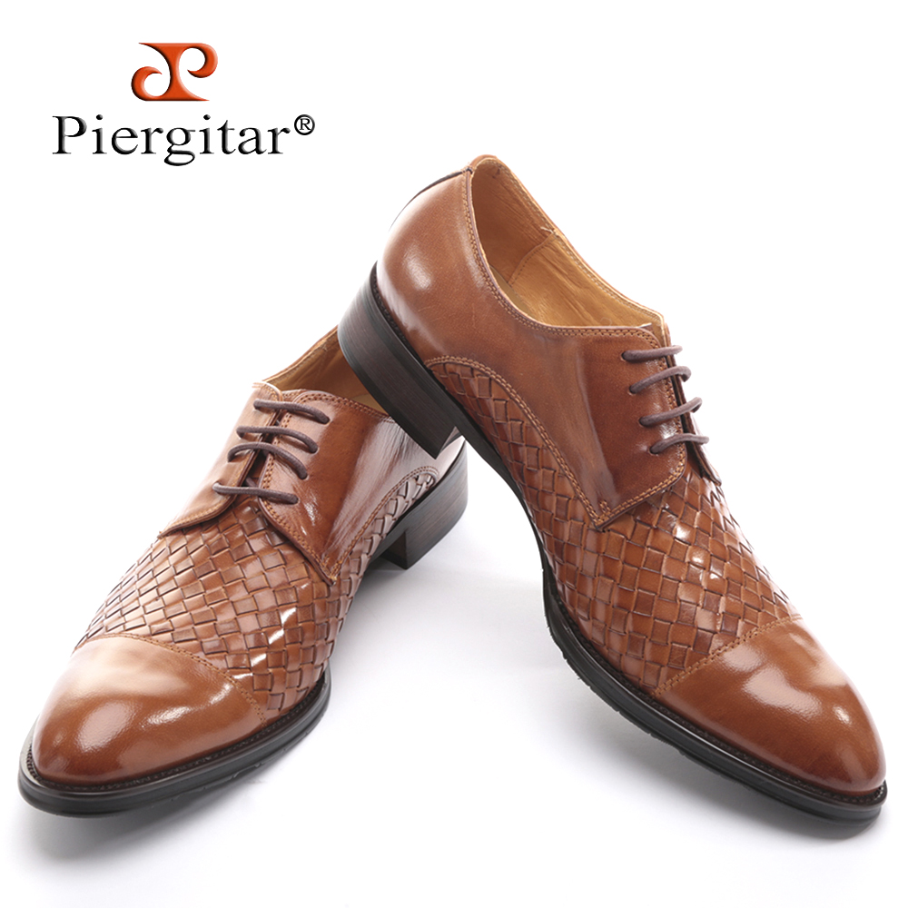 Men's Genuine Leather fashion casual Lace-Up flats shoes Party Wedding shoe for men business BV Oxfords shoes Free shipping good quality men genuine leather shoes lace up men s oxfords flats wedding black brown formal shoes
