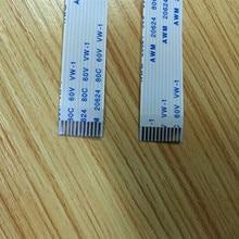20 шт./партия FFC Гибкие печатные платы гибкий плоский кабель 1.0 мм Шаг 11 Pin 350 мм Изотропия A cablb .. Добро пожаловать на заказ длина.