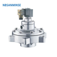 цена на Air Alloy G2 G2-1/2 G3 Series Electromagnetic Pulse Solenoid Valve Double Diaphragm GOYEN Similar Type Pulse Valve Sanmin