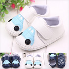 Lovely Car Baby Shoes Infants PU Sport Shoes Infants Girls Boys Casual Shoes Sneakers