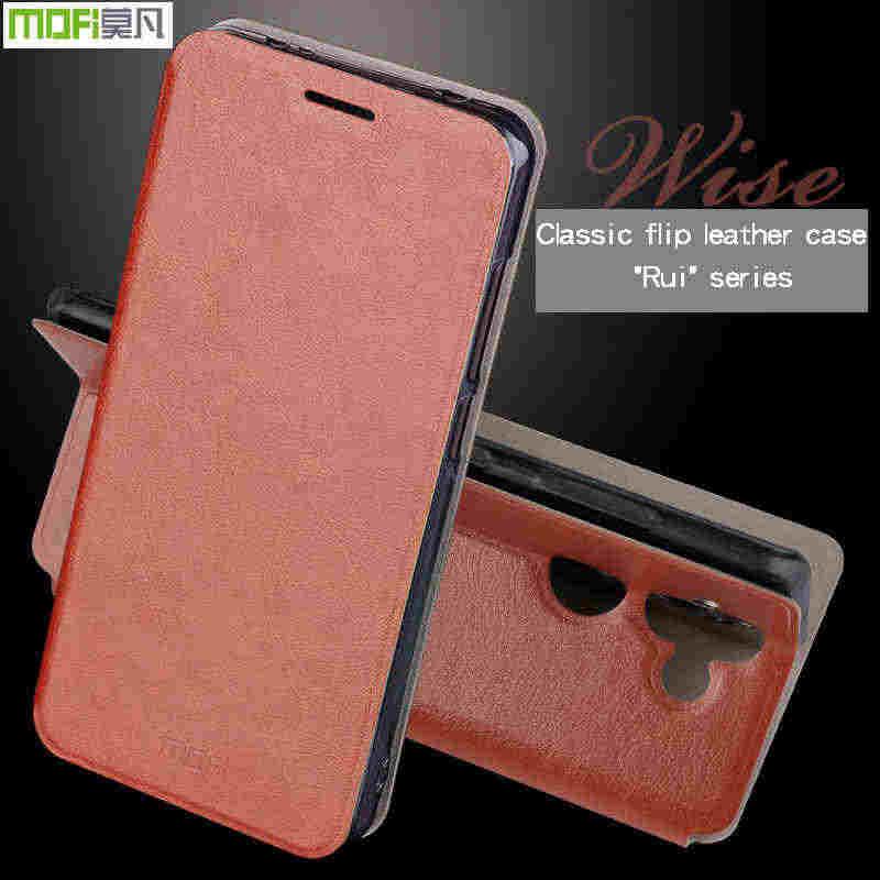 Mofi para nokia 8 sirocco caso capa flip couro do plutônio capa de luxo para nokia 8 sirocco ta-1005 caso protetor ultra-fino