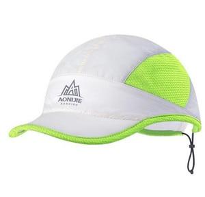 AONIJIE мужские и женские мужские уличные спортивные колпачки, шляпа от солнца, дышащая УФ-защита для марафона, бега, пешего туризма, велоспорта