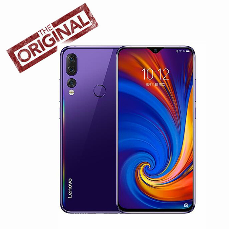 Global Version Lenovo Z5S Mobile Phone Octa core AI Three Cameras Snapdragon 710 ZUI 10 0