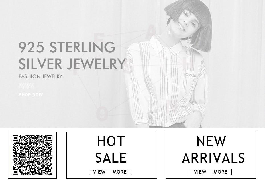 Новое поступление, Классические 925 пробы серебряные ювелирные изделия, трендовые треугольные обручальные ожерелья и подвески для женщин P194