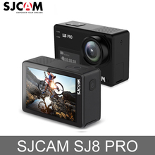 Original SJCAM SJ8 Pro Action Camera 4K 60fps Waterproof Sport Action Camera WiFi Remote Video Camera HD DVR Car Camera