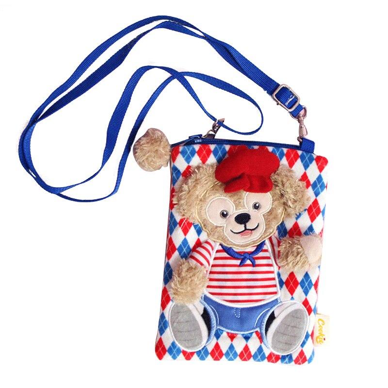 Japonia Duffy niedźwiedź Shelliemay Stellalou królik torba na ramię dla dzieci Duffy niedźwiedź Stellalou portmonetka torba Crossbody dla dziewczyn