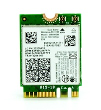 SSEA wifi Bluetooth 4.0 card for Intel Wireless AC 3160 3160NGW NGFF 802.11ac 2.4G/5GHz For IBM Lenovo Y40-70 G40-30 04X6034