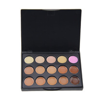 Natural Professional Concealer Palettes 15 Colors makeup Foundation Facial Face Cream Cosmetic contour palette concealer