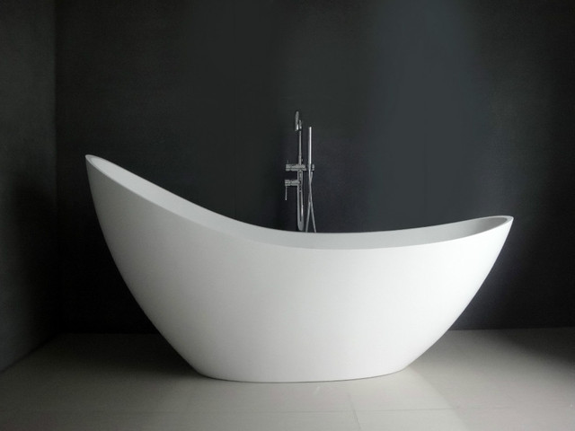 Solid Surface Freestanding Bathroom Mineral Bathtub T571-in ...