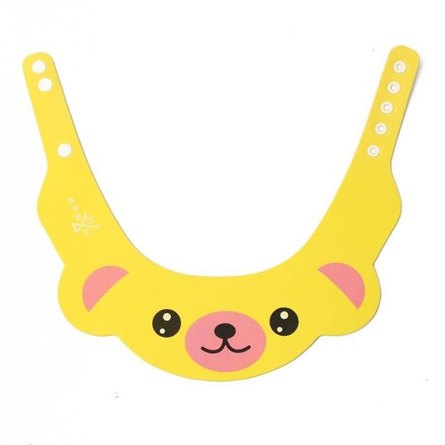 Adjustable Baby Bathing Hat