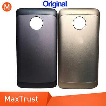 10PCS Original Quality For Motorola Moto G5 XT1685 XT1672 XT1670 XT1671 Battery Cover Back Battery Door Rear Housing Cover Case - SALE ITEM Cellphones & Telecommunications