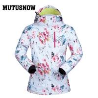 2019 New High Quality Winter Ski Jackets Women Windproof Waterproof Warmth Snowboard Coat Snow Skiing Winter Sportswear Camping