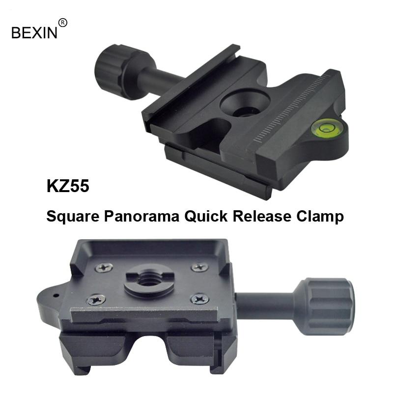 Adapterska ploča stezaljke za brzo otpuštanje ploče sjedalo s - Kamera i foto