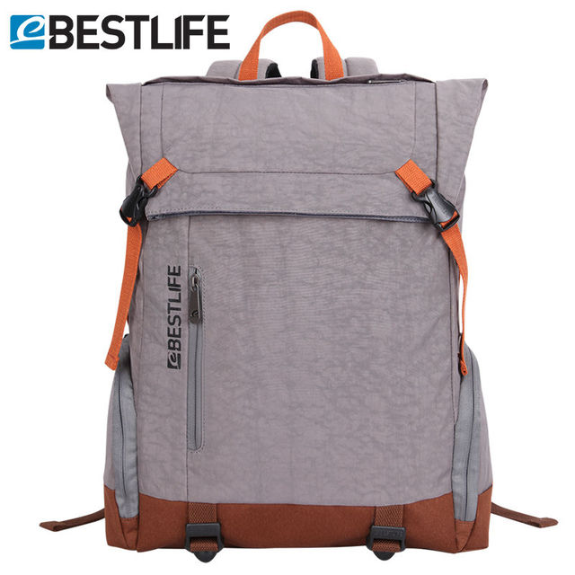 cc4f028852fb BESTLIFE Retro Laptop Backpack High-Capacity Travel Military Duffle Bag  With Flip Cover Secure Bags Comfortable Canvas Backpacks