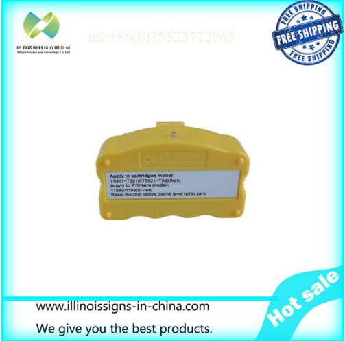 ФОТО Chip Resetter for Pro 11880/11880C Ink Cartridge printer parts
