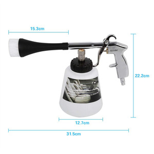 Image 4 - Car Wash for Tornador Washer Interior Cleaning Machine Blowing Dust Deep Cleaning Gun With Brush High Pressure
