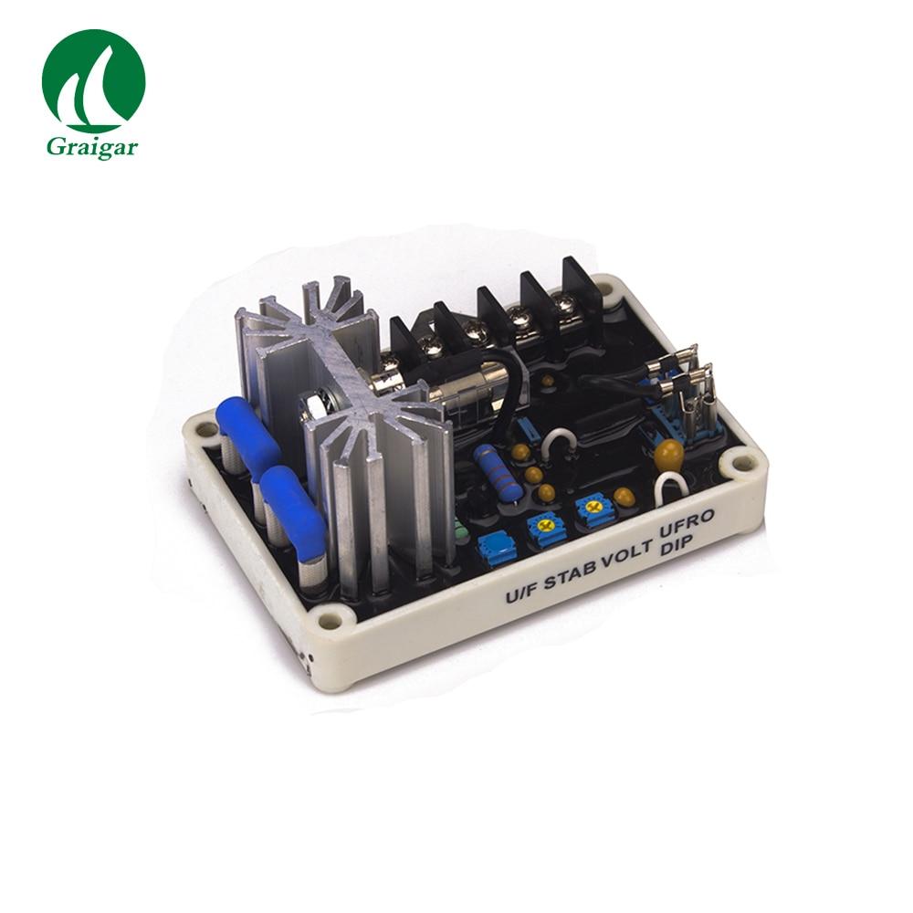 Brushless Generator Automatic Voltage Regulator 2000va AVR EA05A цена