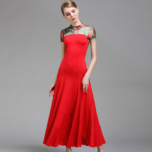 3 colors red  ballroom dress woman flamenco dance costumes tango dress spanish dance dress ballroom waltz dresses dance wear