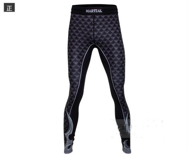 New product dragon guardian leggings pants BJJ pants wear pants.