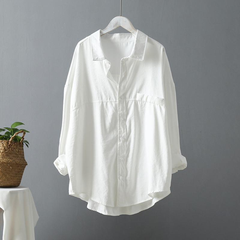 Casual-Loose-Women-Shirts-2019-Spring-New-Fashion-Collar-Plus-Size-Blouse-Long-Sleeve-Buttons-White (2)