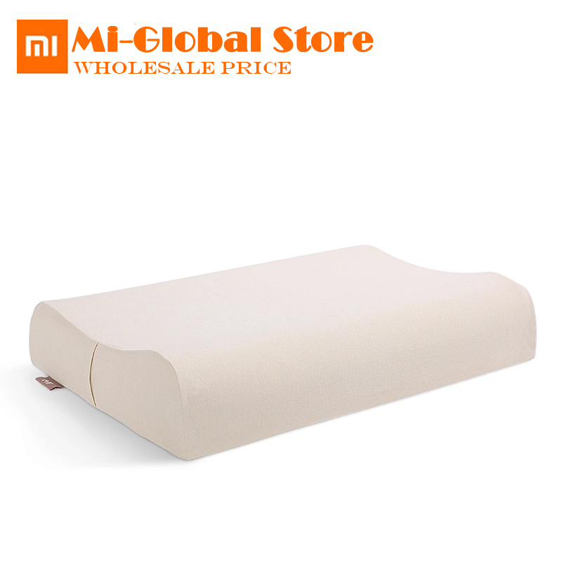 Xiaomi 8H Pillow Z2 Natural Latex Elastic Soft Pillow Neck Protection Environmentally safe material good sleep for famliy блуза pettli collection pettli collection pe034ewvvz18