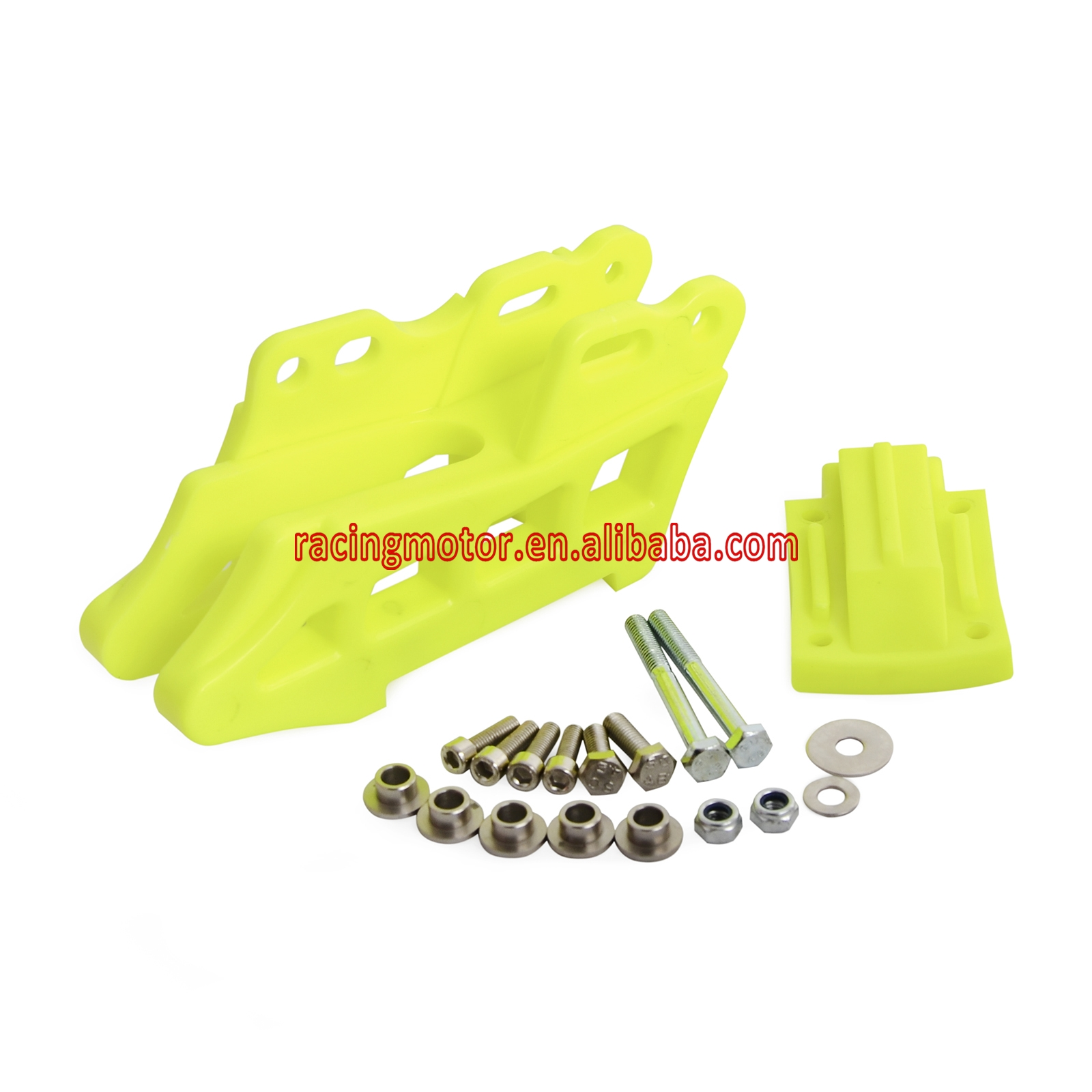 NICECNC Motorcycle Chain Guide Cover for Suzuki RM125 RM250 RMZ250 RMZ450 RMX450Z DRZ450S DRZ450R DRZ450SM 250SB 7 8 22mm gold handlebar handle tubes fat bar for suzuki dirt pit bike motorcycle rm125 rm250 rmz250 rmz450 rmx250 dr250 drz400