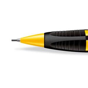 Image 2 - STAEDTLER 771 ołówek automatyczny rysunek ołówek automatyczny s szkoła papiernicze artykuły biurowe trójkąt ołówek pręt z gumką 1.3mm