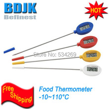 Digital Kitchen Thermometer with Probe to Measuring Food Temperature Meters