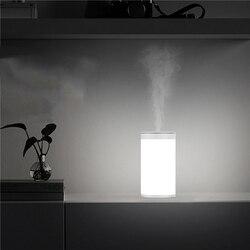 400ML duża pojemność nawilżacz powietrza USB z bezstopniowa regulacja LED światło w domu zapachowy olejek eteryczny dyfuzor ultradźwiękowy nawilżacz
