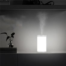 450 мл большой емкости USB увлажнитель воздуха с плавной регулировкой светодио дный свет Домашний аромат эфирное масло диффузор ультразвуковой увлажнитель воздуха