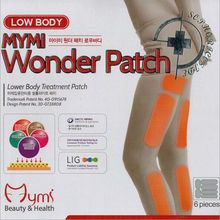 18 sticks parches adelgazantes Wonder Slim Patch Legs Arm Slimming Product Lose font b Weight b