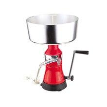 Высокое Качество Ручной сепаратор молока/масла Молочный Крем ручной центробежный сепаратор металла 80л/ч