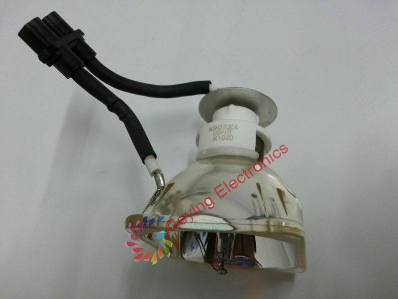free shipping Original RS-LP02 NSH 270W Projector spare part bare Lamp for XEED SX6 XEED X600 original rs lp02 nsh 270w projector replacement bare lamp for realis sx6 realis x600