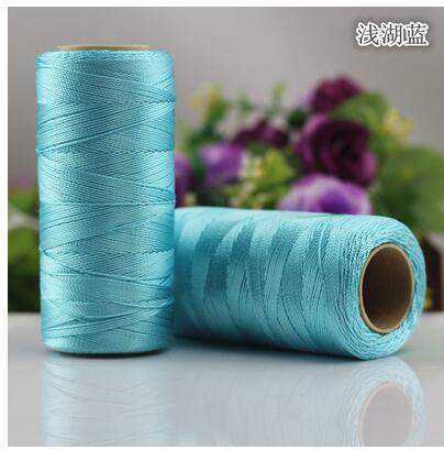 1Pc=50g Ice Silk Crochet Line Knitting Thread To Knit Summer Yarn For Knitting