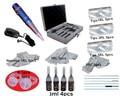 2014 Tattoo Lips&Eyebrow Make up Motor Machine Pen KitPermanent Makeup Kits Makeup Pen  Free Shipping
