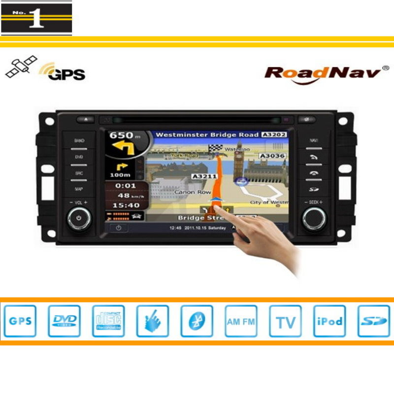 Coche GPS de Navegación Por Satélite S160 Sistema Multimedia Para Chrysler 300 2